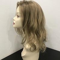 peruki włosy falowane
